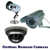 Outdoor Restaurant Security Cameras provide video coverage of your outdoor areas such as parking lots, warehouses, entry doors and more