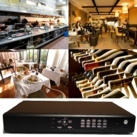 Protect your restaurant from theft with a Standalone DVR Restaurant Security Camera System