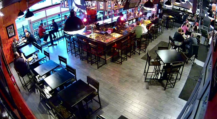 Restaurant Security Cameras And Security Camera Systems